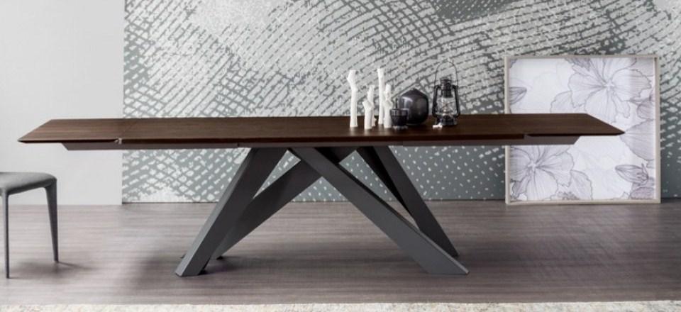 Tavolo big table fisso 250 by bonaldo - Tavolo bonaldo big table ...