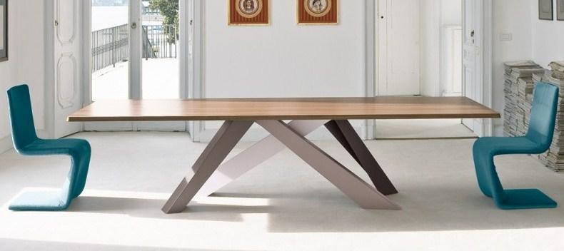 Tavolo big table fisso 300 by bonaldo - Tavolo bonaldo big table ...