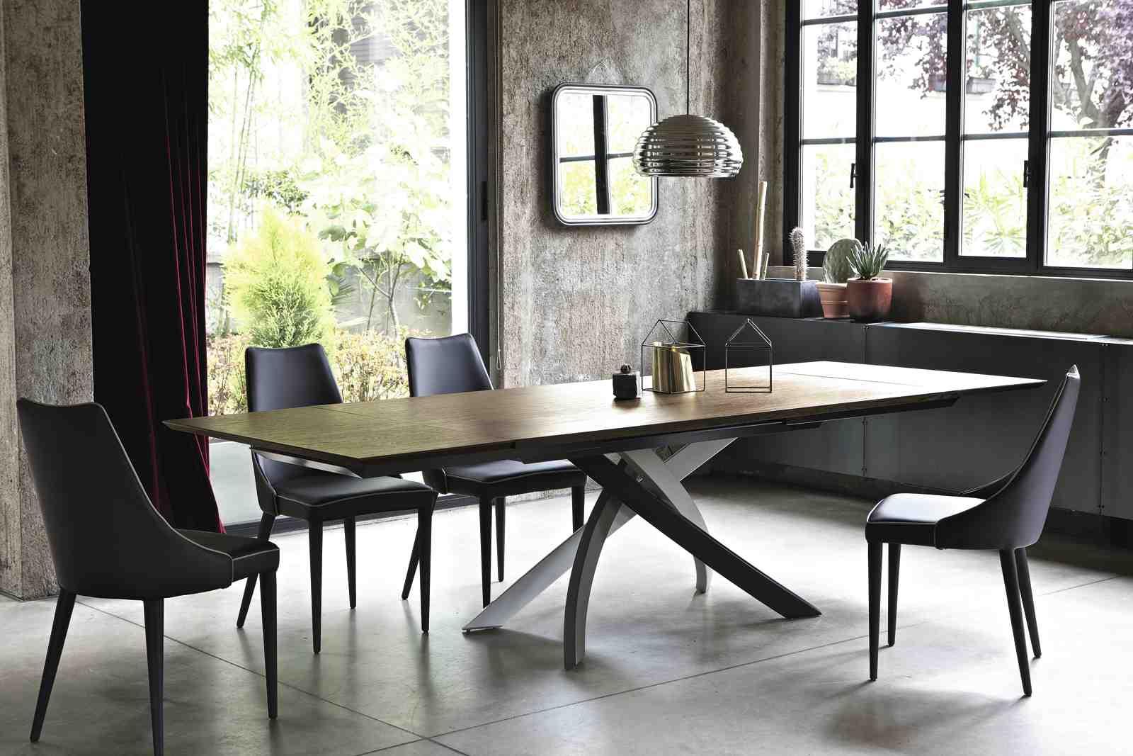 Tavolo artistico allungabile a cm by bontempi