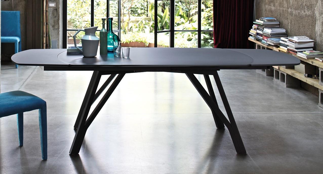 Tavolo allungabile bontempi tavolo moderno in vetro allungabile