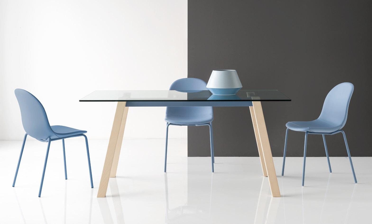 Tavolo T TABLE Rettangolare 180 cm by Connubia Calligaris