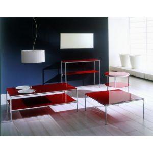 Tavolino DIAGONAL 90 H32 by Bontempi