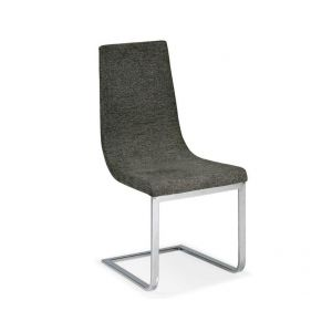 Sedia CRUISER IN TESSUTO GAMBE A SLITTA by Connubia Calligaris