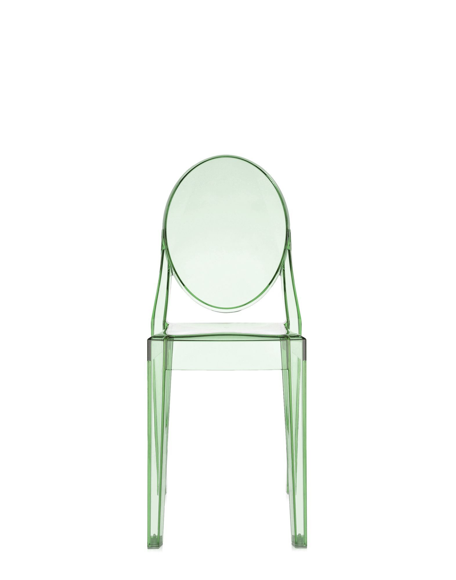 Sedia VICTORIA GHOST by Kartell
