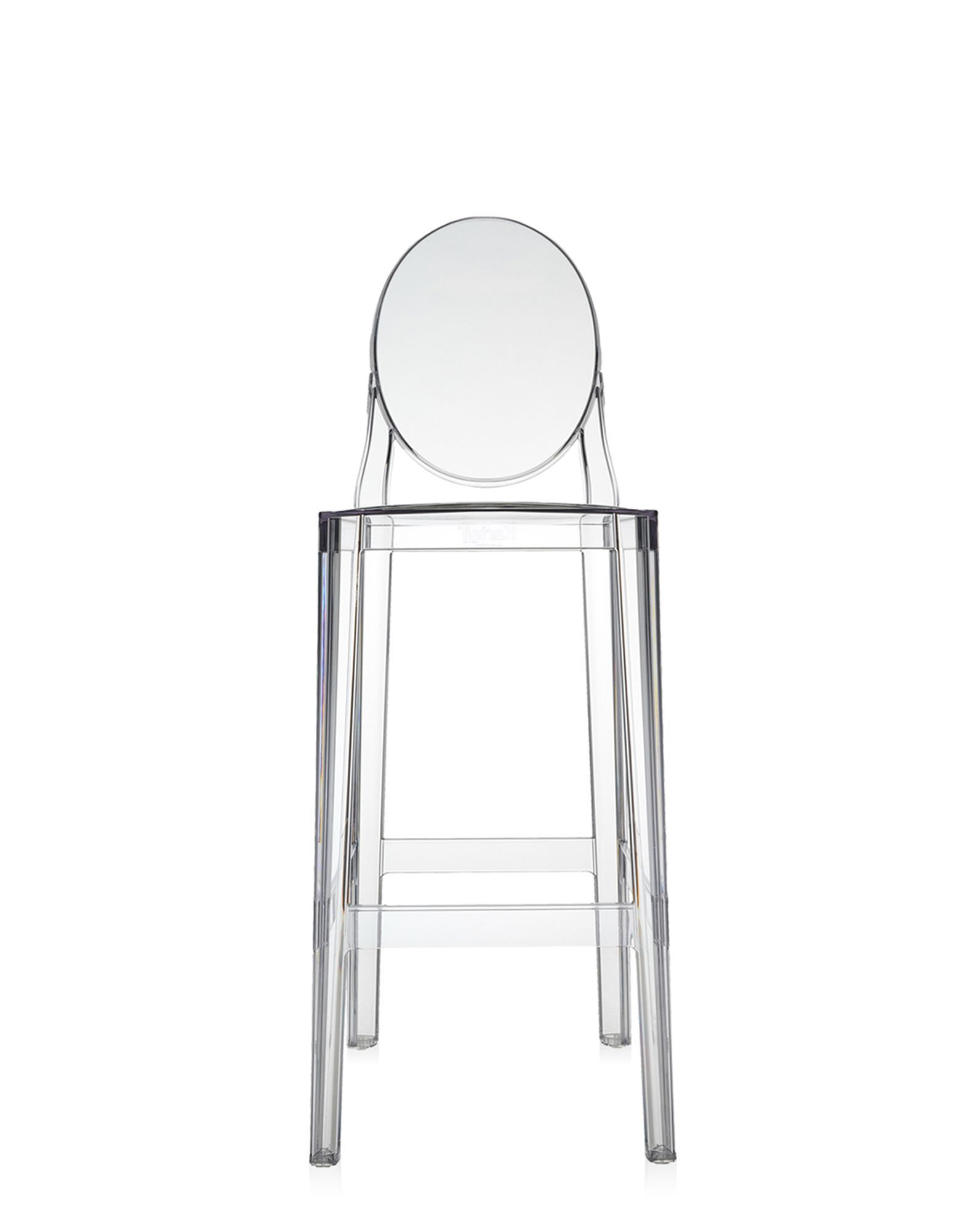 Sgabello ONE MORE basso by Kartell