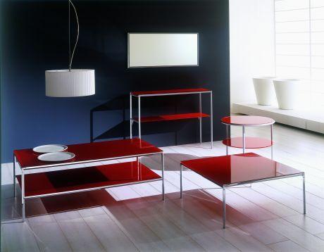 Tavolino DIAGONAL 75 H42 by Bontempi