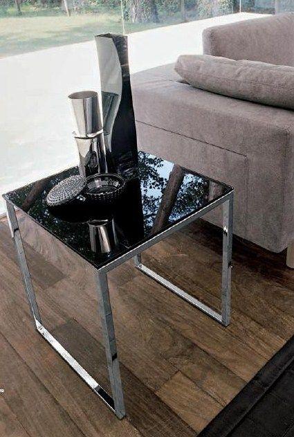 Tavolino CENTRAL 50X50 by Tonin Casa