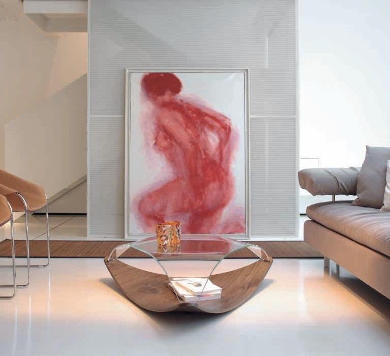 Tavolino QUIET by Tonin Casa