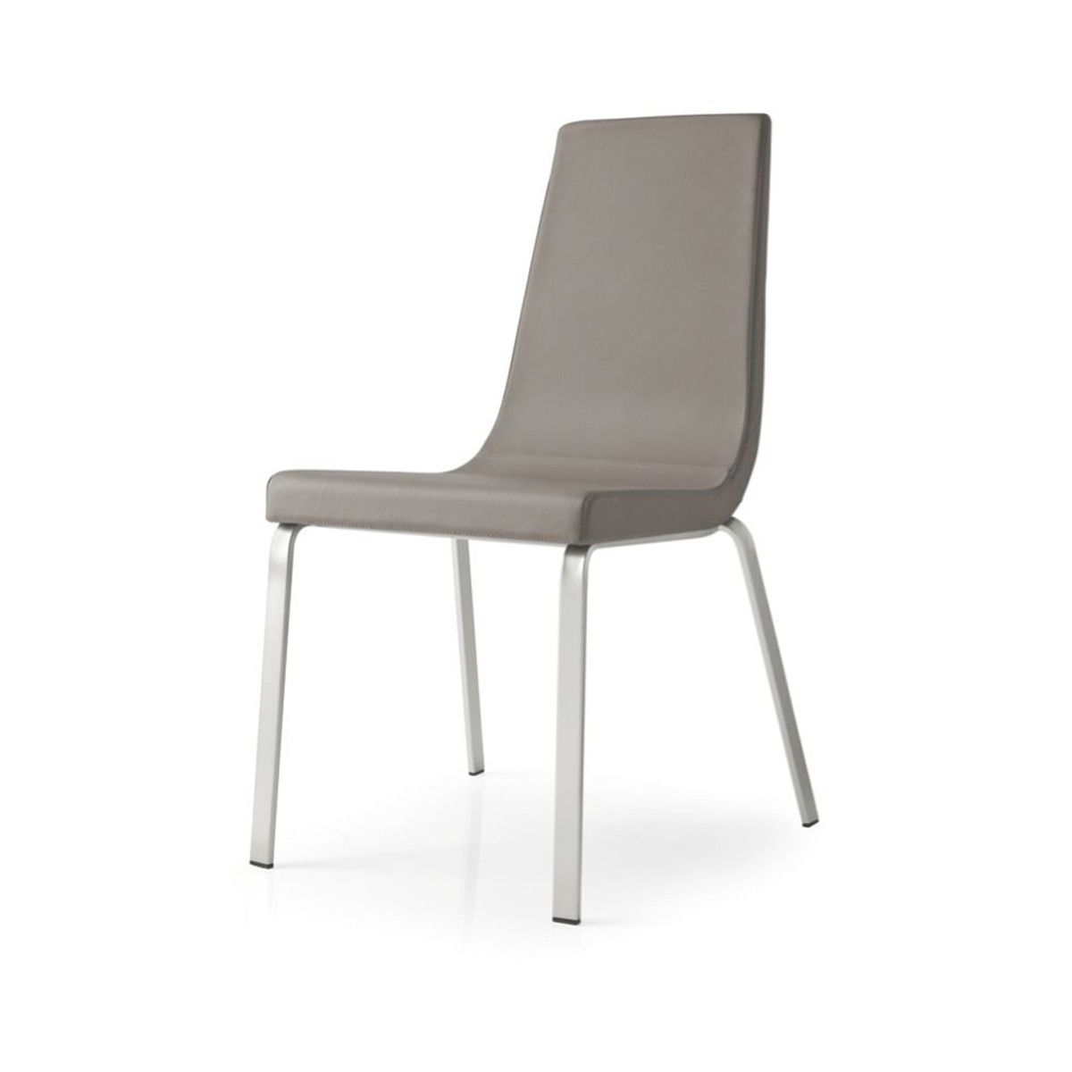 Sedia CRUISER LEATHER by Connubia Calligaris