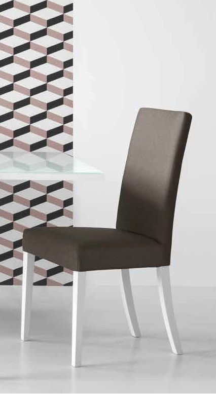 Sedia COPENHAGEN Sfoderabile by Connubia Calligaris