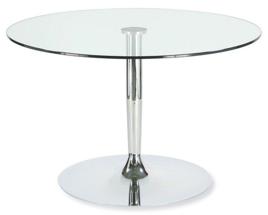 Tavolo Planet Calligaris Bianco.Tavolo Planet 90 Piano Glass By Connubia Calligaris