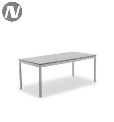 Tavolo SNAP 110 ALLUNGABILE A CM 160 by Connubia Calligaris