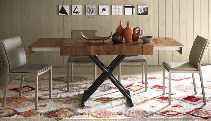 Tavolino DOUBLE Trasformabile by Altacom