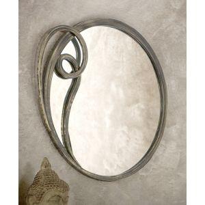 AZZURRA specchio by Letti Cosatto