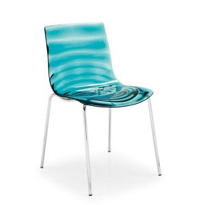 Sedia L EAU IMPILABILE by Connubia Calligaris