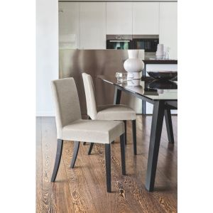 Sedia LATINA LOW by Connubia Calligaris