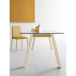 Tavolo T-TABLE Rettangolare 160 cm by Connubia Calligaris