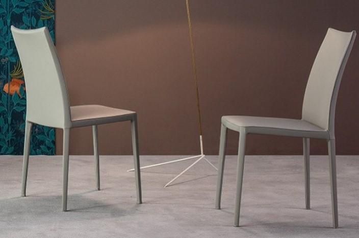 Sedie Schienale Alto Design : Sedia kayla up schienale alto by bonaldo