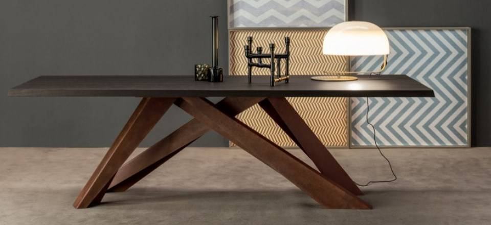 Tavolo BIG TABLE FISSO 200 by Bonaldo
